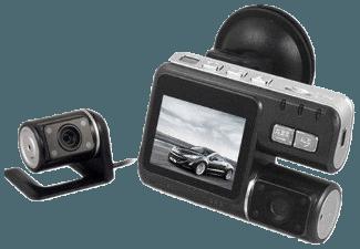 TECHSMART GHK-1012 CCTV Araç İçi Kamera + Ext. Kamera 2 Kameralı