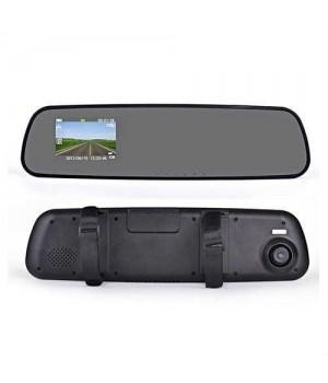 TECHSMART GHK-1019 Araç İçi Dikiz Ayna + Geri Görüş Kamerası Full HD