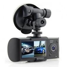 TECHSMART GHK-1008 Gps+ Çift Kameralı Araç İçi Kamera