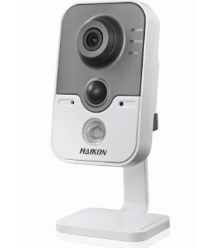 HAIKON 3MP DS-2CD2432F-IW IP 2.8mm 10metre IR Cube Kamera