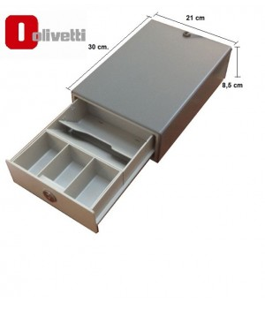 Olivetti PBT900 Yeni Nesil Yazar Kasa Para Çekmecesi