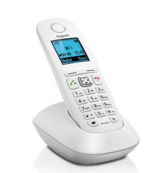 GIGASET A540 Kablosuz LCD Ekranlı Telefon Gri