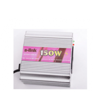 S-LINK 200w SL200W dc12V ac220V İnvertör
