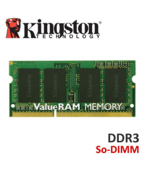 KINGSTON DDR3 4gb 1600mhz Value Notebook Ram KVR16S11S8 4 1.5volt