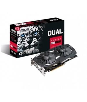 ASUS 8gb AMD RX580 Dual OC Edition RX580-O8G
