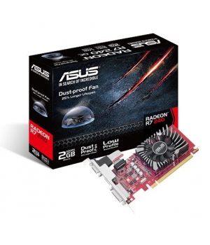 ASUS 2gb AMD R7 240 2GD5-L DDR5 128bit