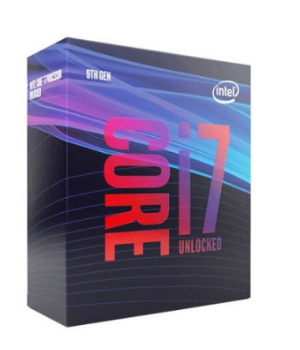 INTEL 1151p v2 Core i7 (Ci7) 9700K 3.7ghz 12mb 8çekirdekli Intel® UHD Graphics 630 Fansız 95w