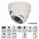 EZCOOL EZ-3001 1MP 2,8MM (3MP) 36 LED AHD DOME