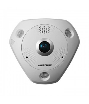 HAIKON DS-2CD6362F-IV 6MP 15metre Fisheye IP Kamera (Fiyat İsteyiniz)
