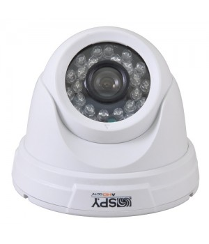 SPY SP-9010H 1MP 3.6MM MPLENS 24IR DOME KAMERA AHD